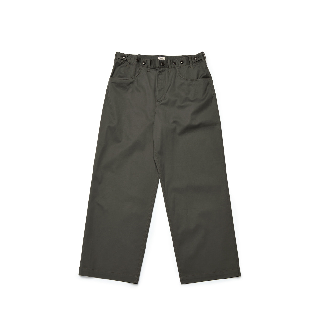 All-Need Pants Charcoal