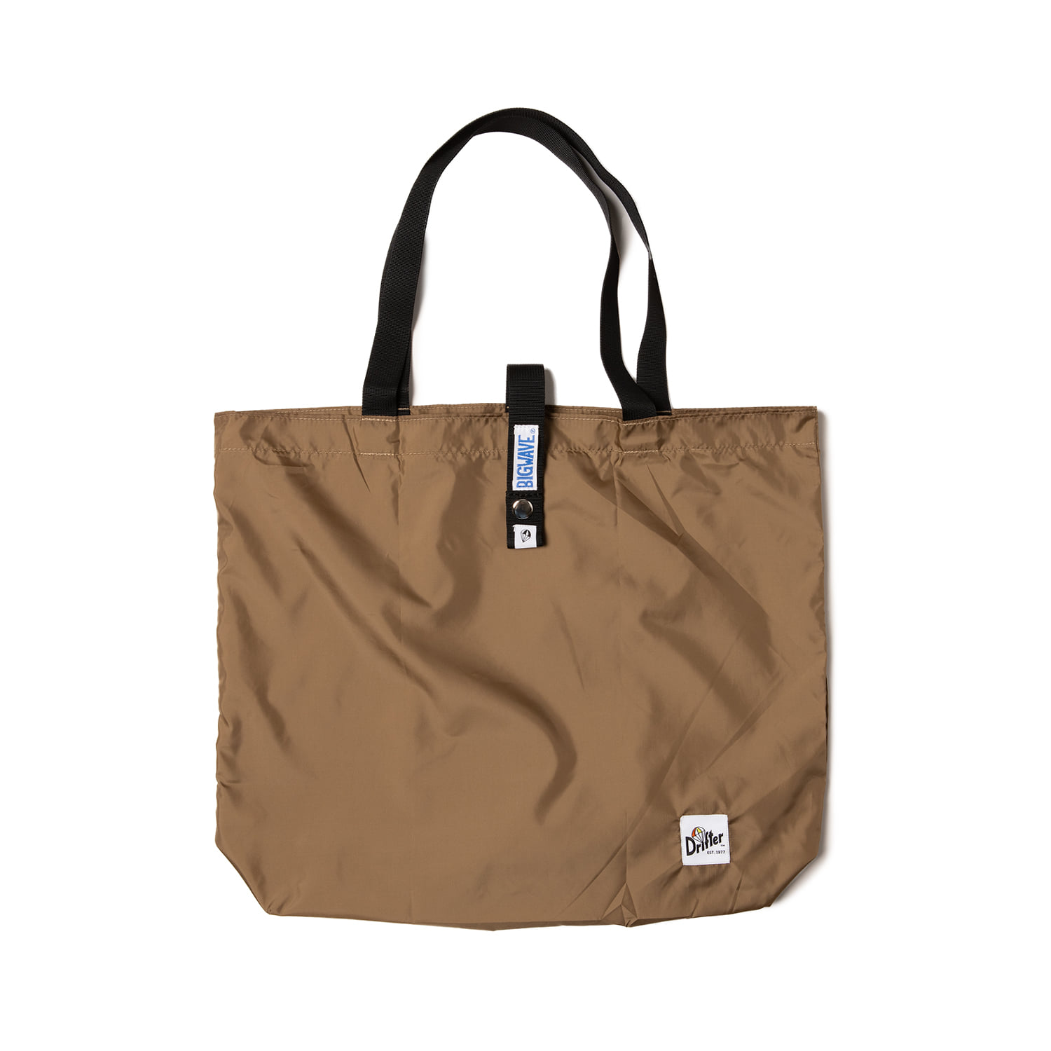 "[BIGWAVE EXCLUSIVE] Eco Tote ""BROWN"""