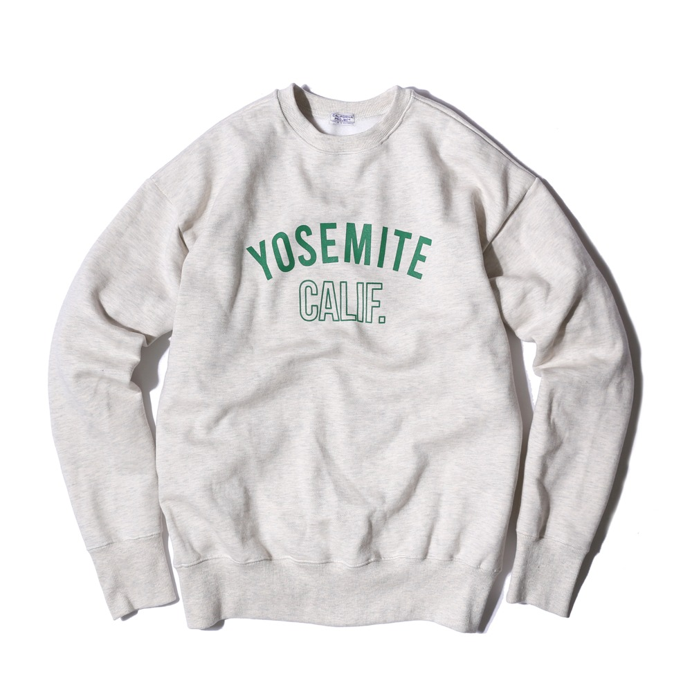 "City. Project Sweatshirts ""YOSEMITE"""