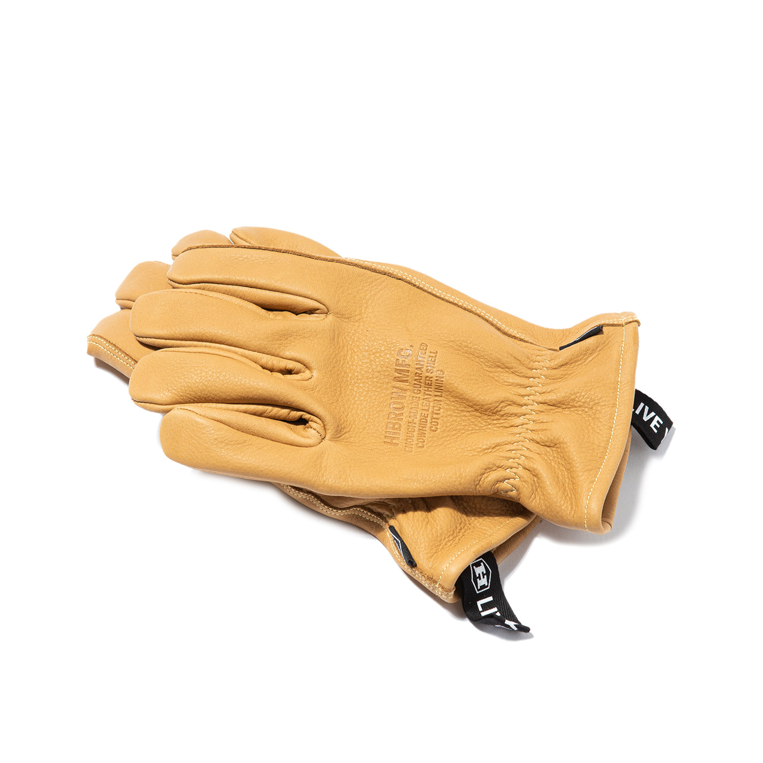 "Field-Skin Glove ""BROWN"""