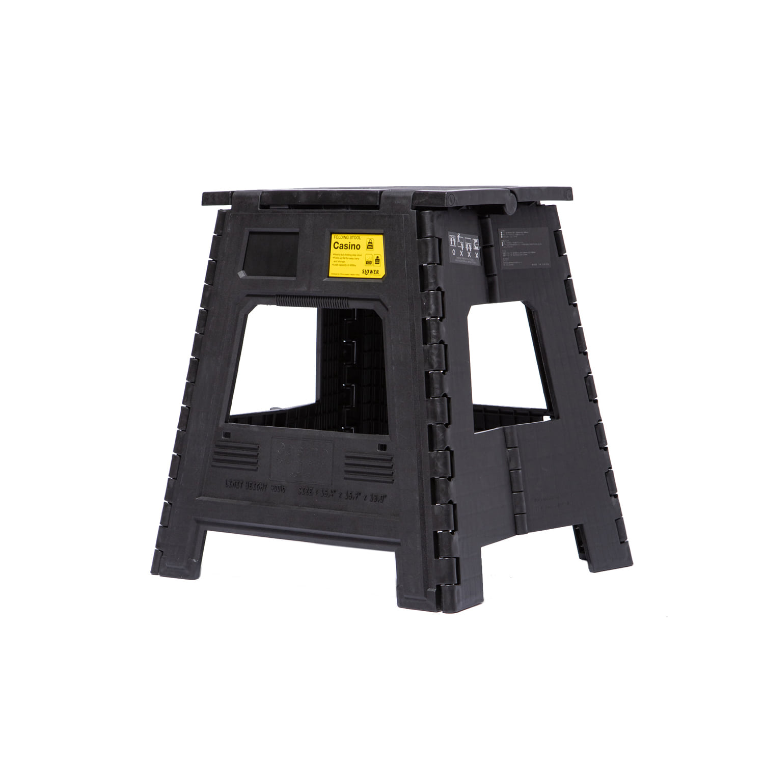 "Folding Stool Casino ""BLACK"""