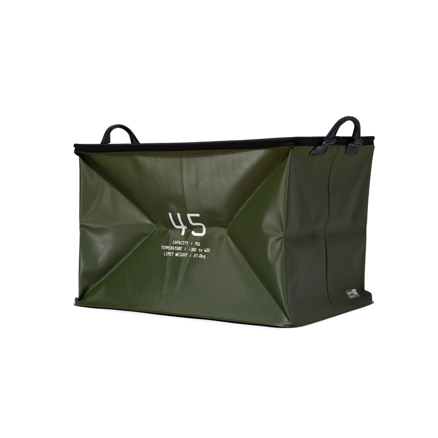 "Hang Stock Storage 95L ""OLIVE"""