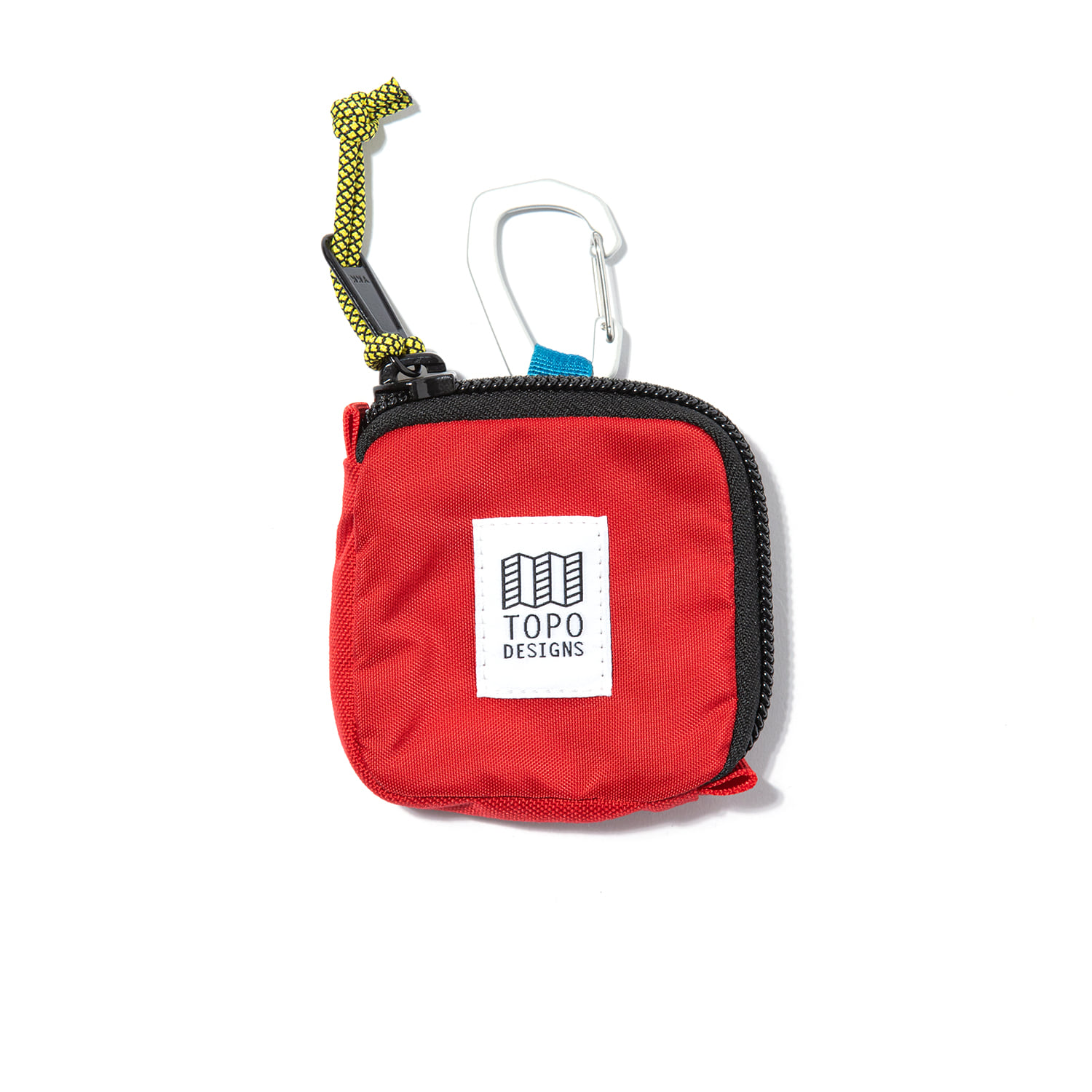 "Square Bag ""RED"""