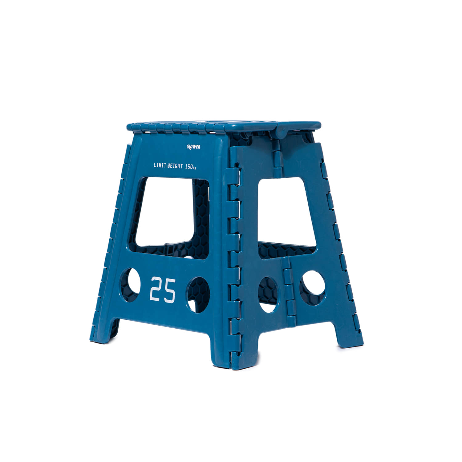 "Folding Stool Lesmo ""BLUE"""