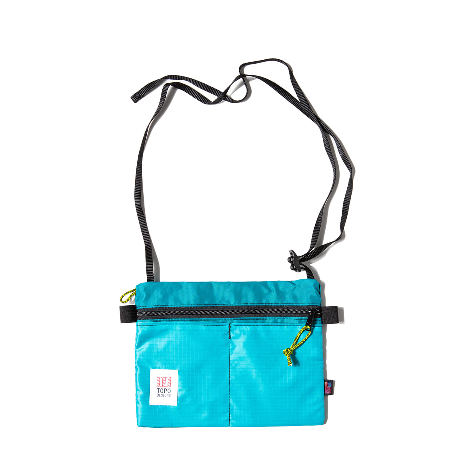 "Accessory Shoulder Bag ""TURQUOISE"""