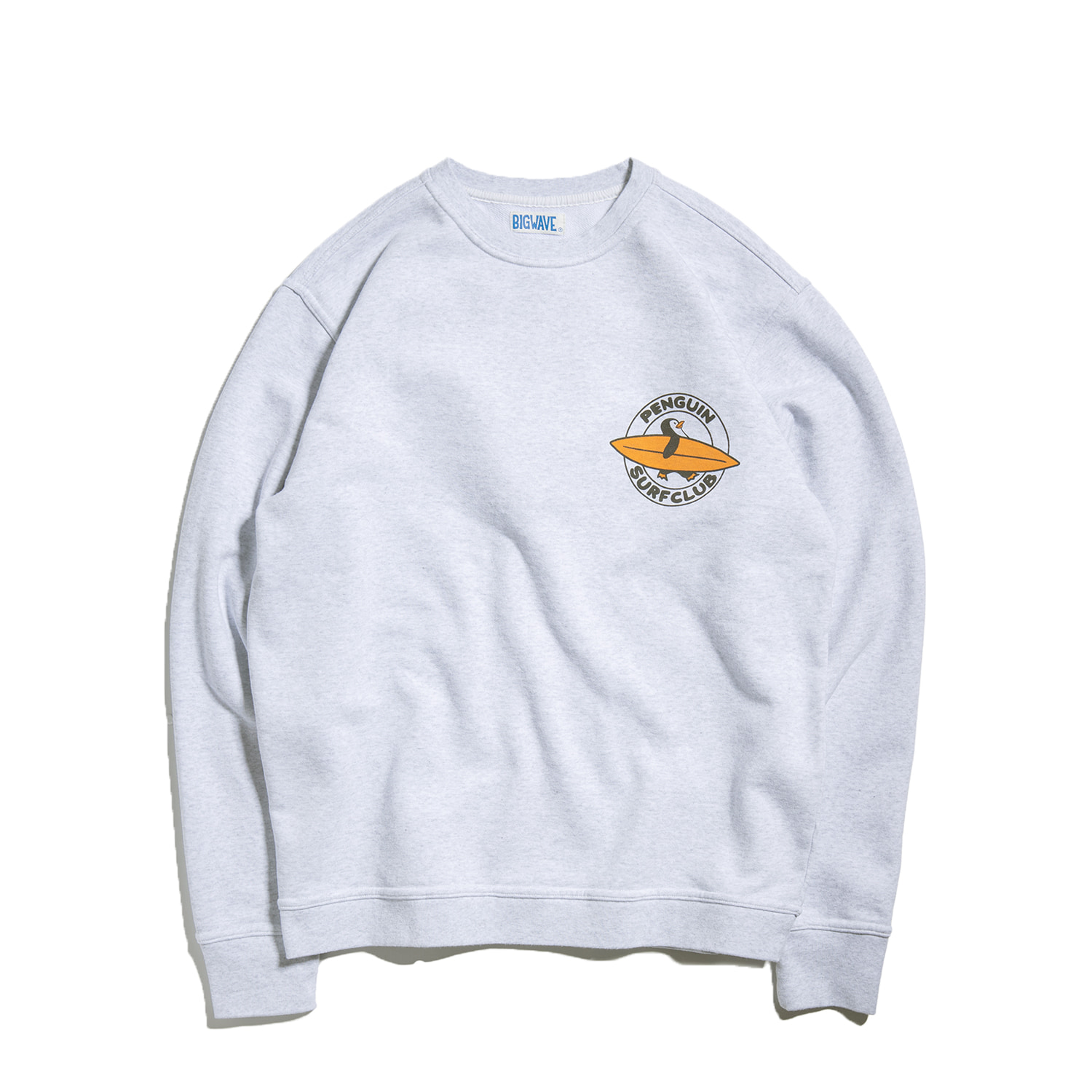 "Penguin Surf Club Sweat Pro Ver. ""1% MELANGE"""