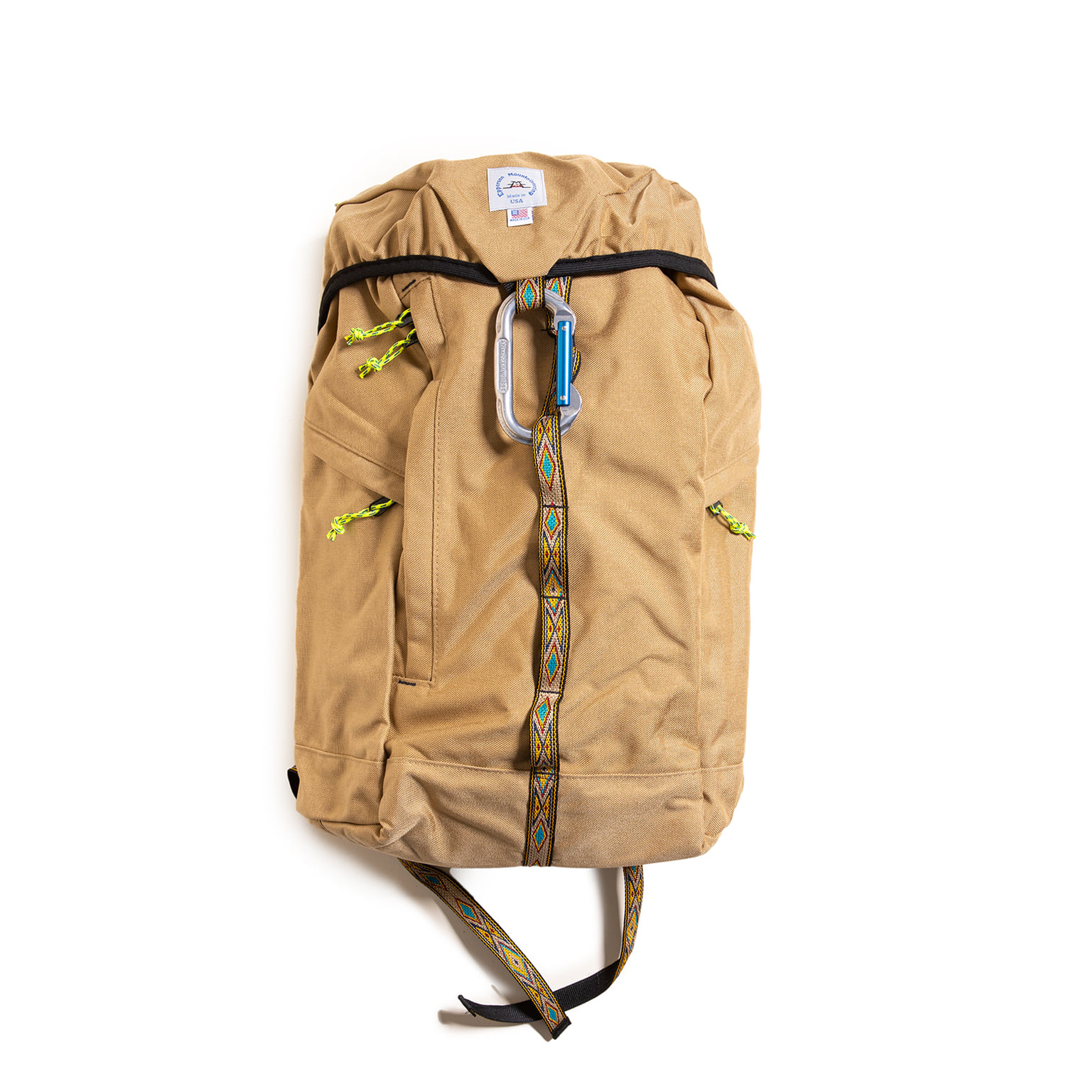 "Large Climb Pack ""SANDSTONE"""