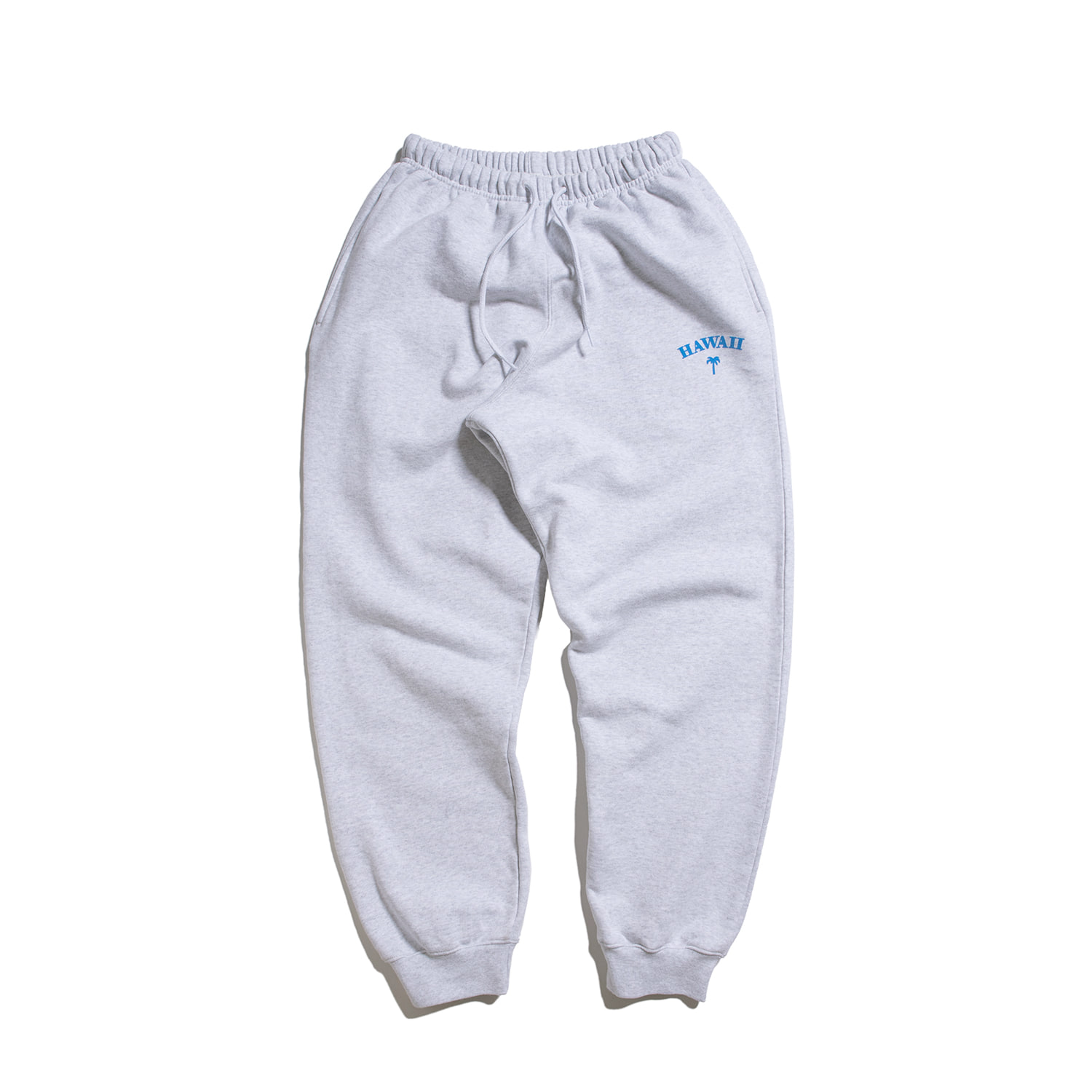 "Hawaii Sweat Pants ""1% MELANGE"""