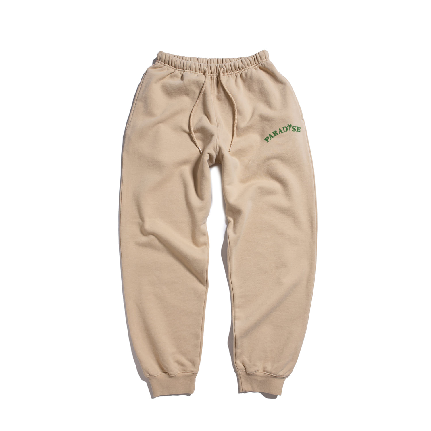"Paradise Sweat Pants ""SAND BEIGE"""