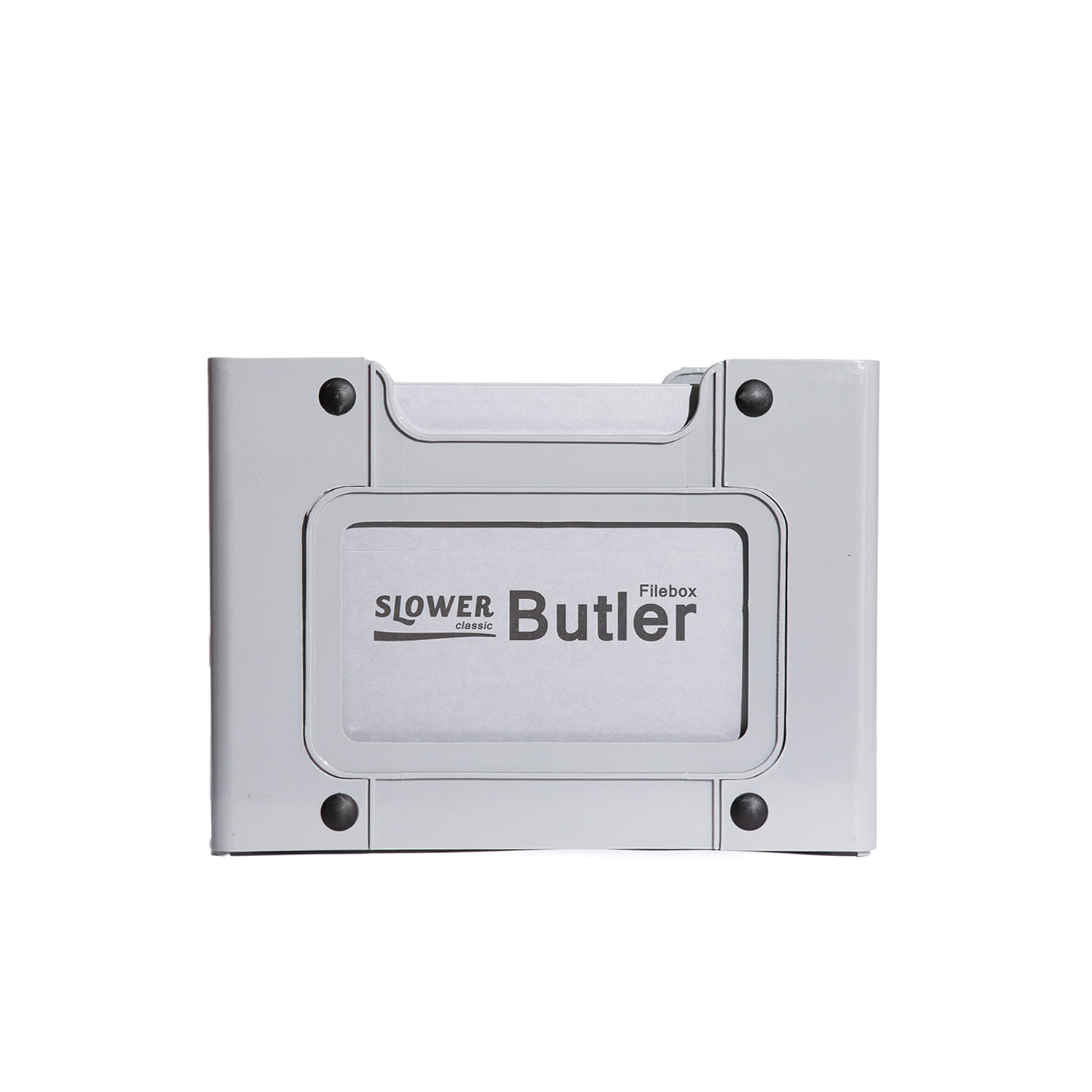 "File Box Butler ""GRAY"""