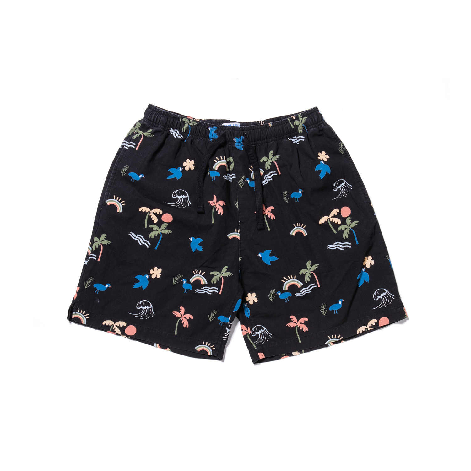 "Aloha Friday Shorts ""BLACK"""